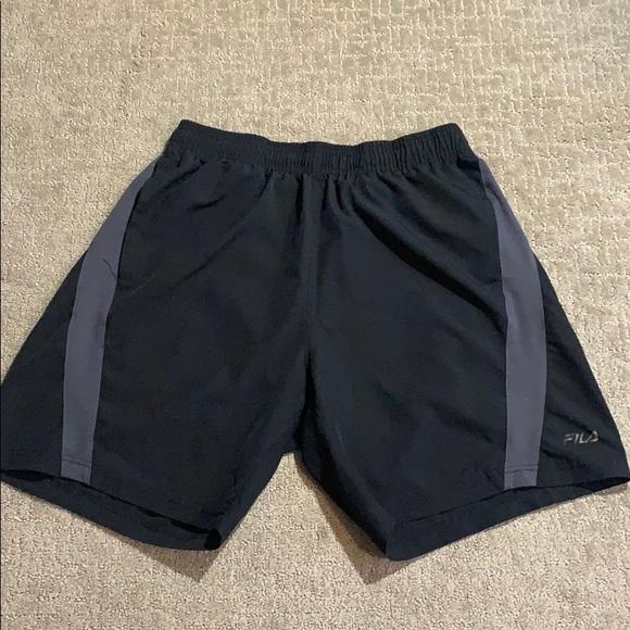 Men's Fila active shorts
